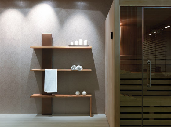 Joints by Brandoni | Bath shelving