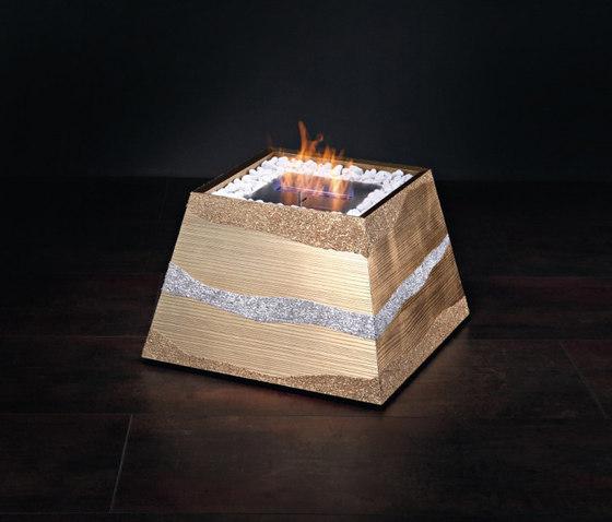 Maya by Brandoni | Ventless ethanol fires