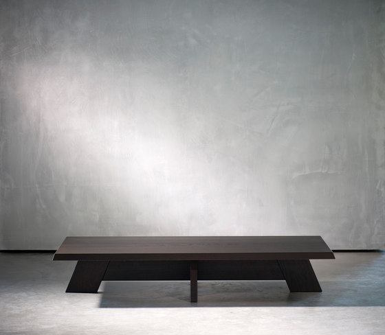 ITSKE coffeetable rectangle by Piet Boon | Coffee tables