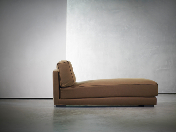 DIEKE chaise longue Island by Piet Boon | Chaise longues