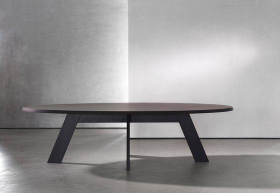 IDS table oval by Piet Boon | Conference tables