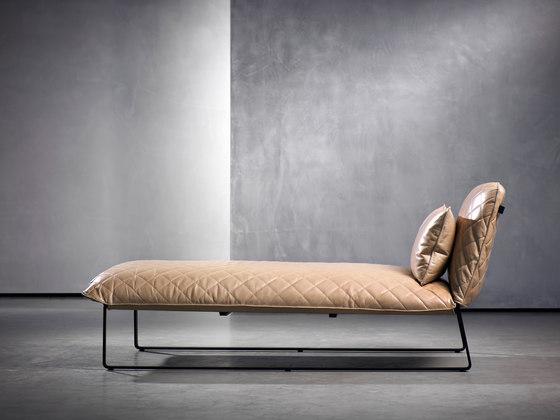 KEKKE longchair by Piet Boon | Chaise longues
