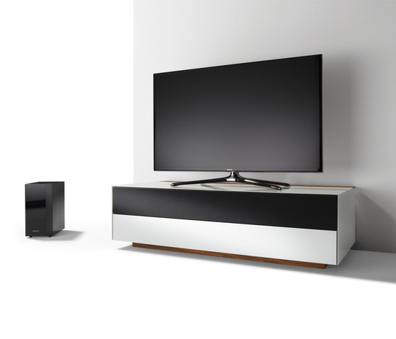 cubus pure Home Entertainment von TEAM 7 | Hifi/TV Schränke / Kommoden