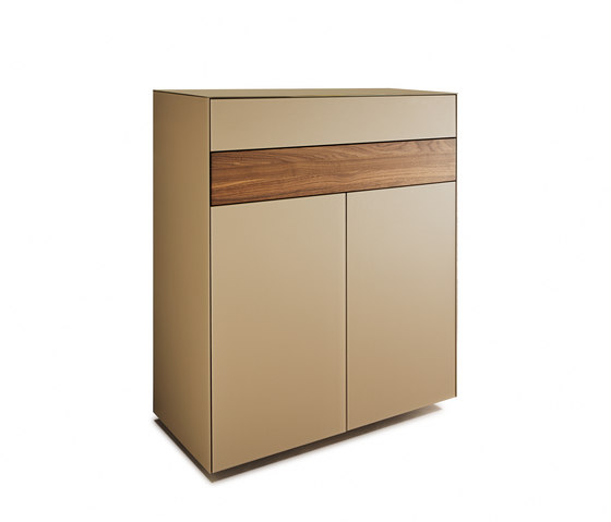 cubus pure highboard by TEAM 7 | Sideboards