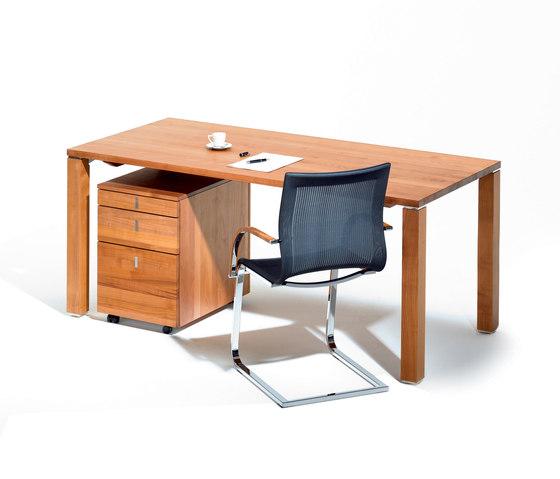 cubus Schreibtisch von TEAM 7 | Schreibtische