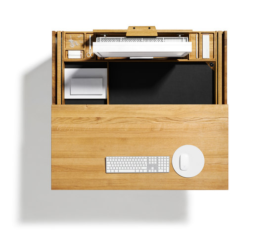 cubus writing desk by TEAM 7 | Bureaus