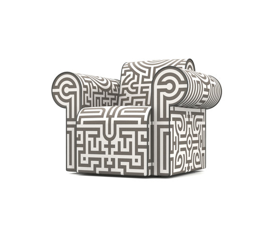labyrinth chair de moooi | Sillones lounge