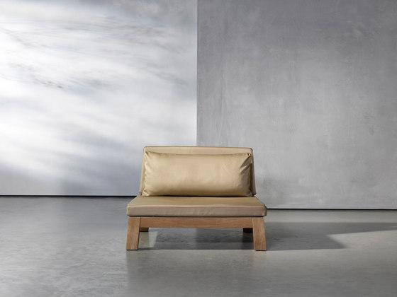 GIJS armchair von Piet Boon | Gartensessel