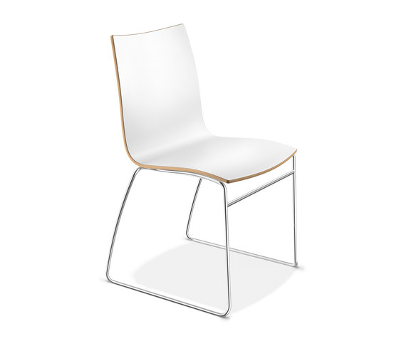 Onyx I 2444/00 by Casala | Multipurpose chairs