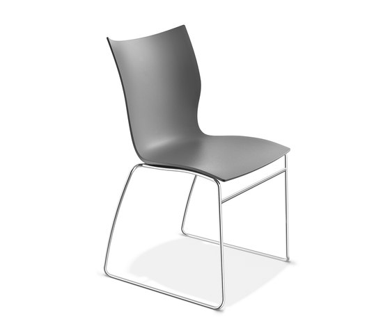 Onyx I 3230/00 by Casala | Multipurpose chairs