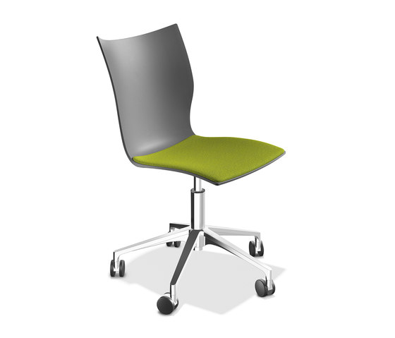 Onyx IV 2531/00 by Casala | Visitors chairs / Side chairs