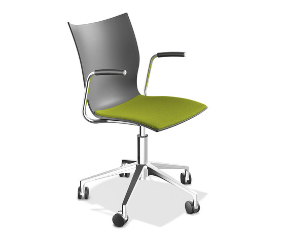 Onyx IV 2531/10 by Casala | Visitors chairs / Side chairs