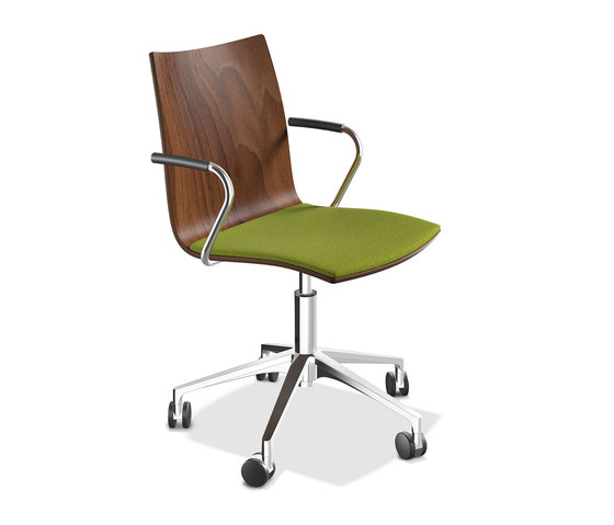 Onyx IV 2541/10 by Casala | Visitors chairs / Side chairs