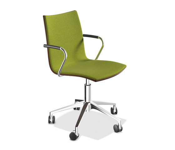 Onyx IV 2542/10 by Casala | Visitors chairs / Side chairs