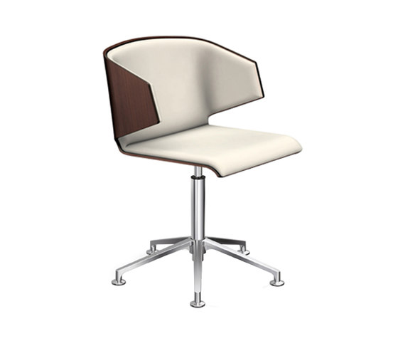 Carma V 1115/00 by Casala | Visitors chairs / Side chairs