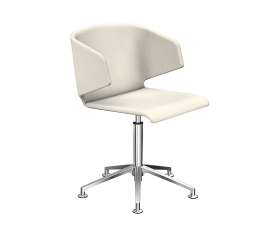 Carma V 1215/00 by Casala | Visitors chairs / Side chairs
