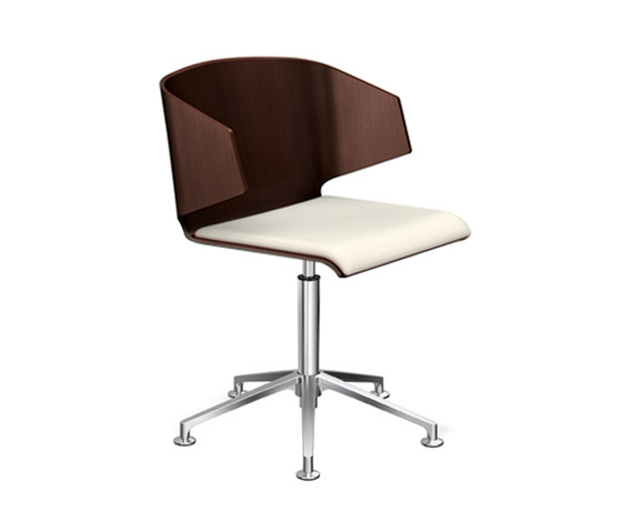 Carma V 2115/00 by Casala | Visitors chairs / Side chairs