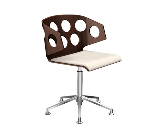 Carma V 2215/00 by Casala | Visitors chairs / Side chairs