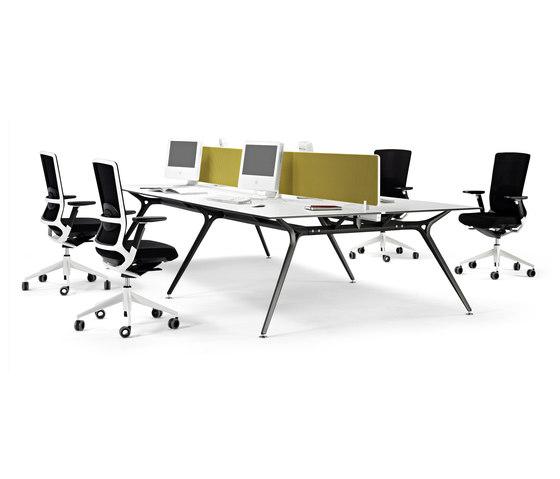 Arkitek by actiu | Desking systems