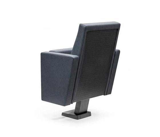 Audit by actiu | Auditorium seating