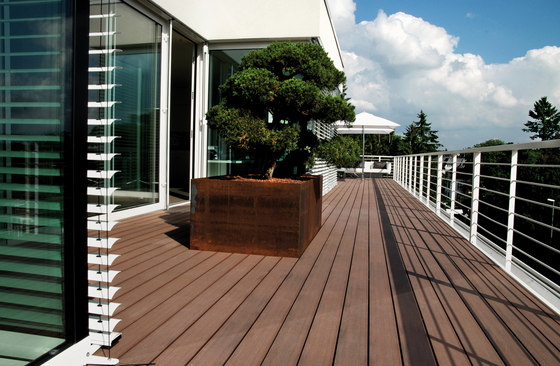 MYDECK PURE macao by MYDECK | Decking