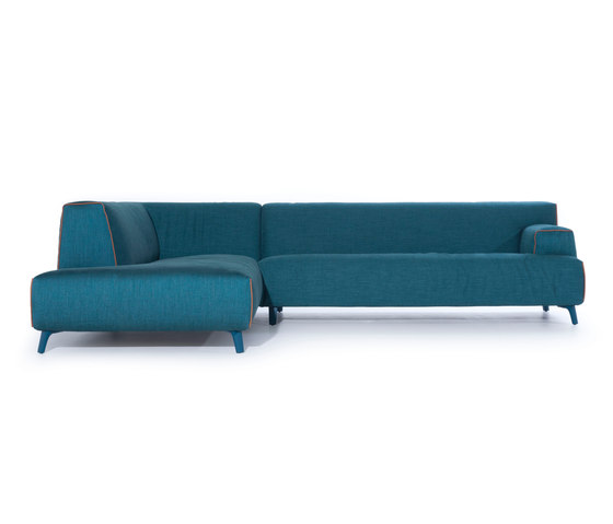 Oscar Corner Sofa by Leolux | Modular seating systems