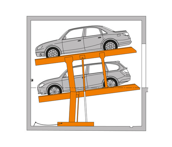 MultiBase G82 by KLAUS Multiparking | Car parking systems