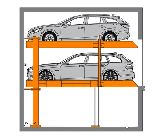 MultiVario 2082 by KLAUS Multiparking | Parking systems