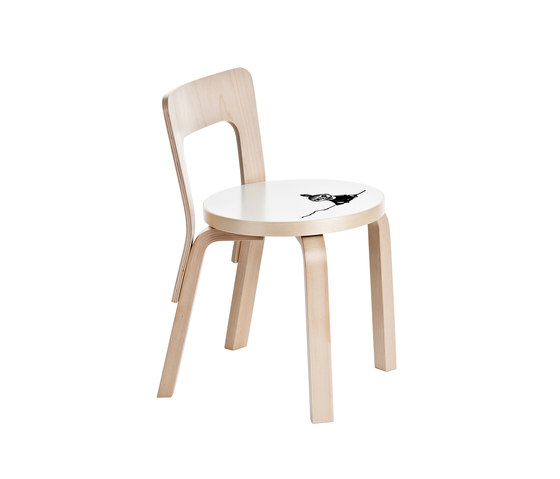Children's Chair N65 | Little My di Artek | Children's area