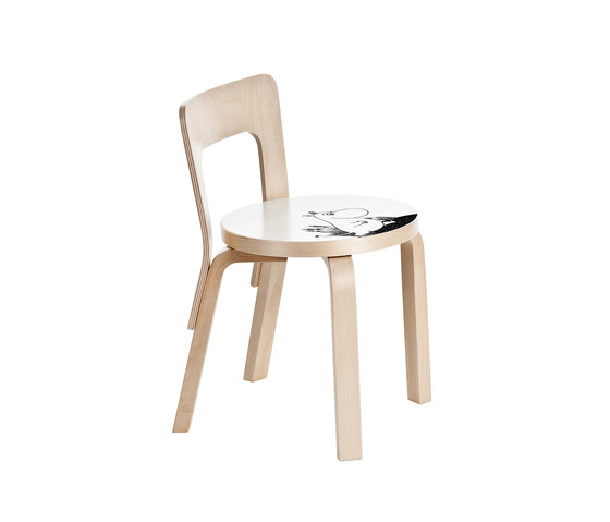 Children's Chair N65 | Moomintroll by Artek | Children's area