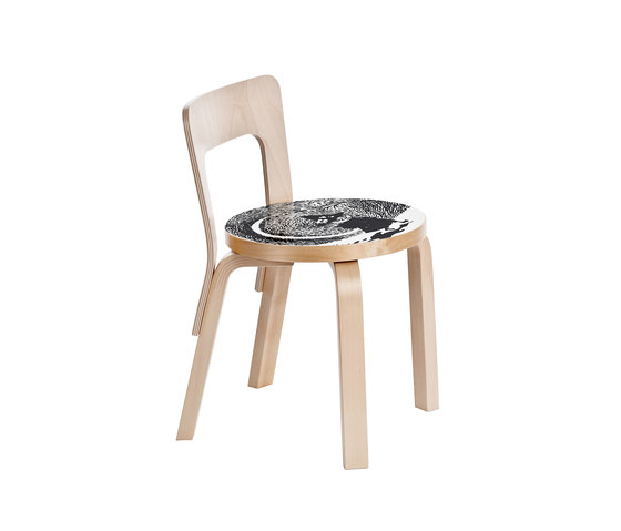 Children's Chair N65 | Snufkin by Artek | Children's area