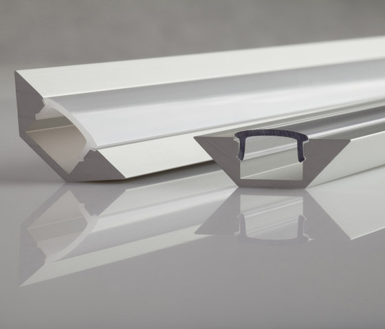 Alu Corner by LEDsON | Surface mounted lights