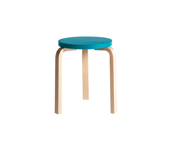 Stool 60 | 80 Anniversary edition von Artek | Hocker