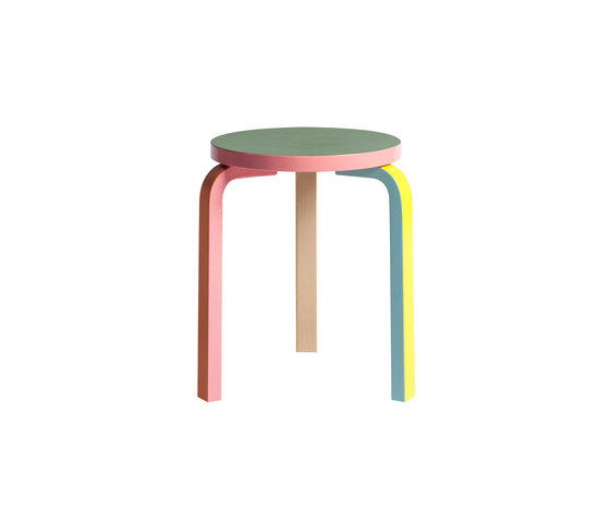 Stool 60 | Special edition by Mike Meiré von Artek | Hocker
