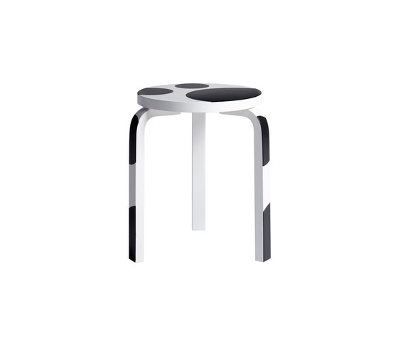 Stool 60 | Special edition by Comme des Garçons by Artek | Stools