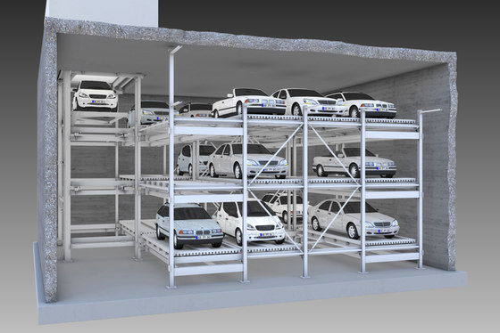 MasterVario F3 by KLAUS Multiparking | Car parking systems