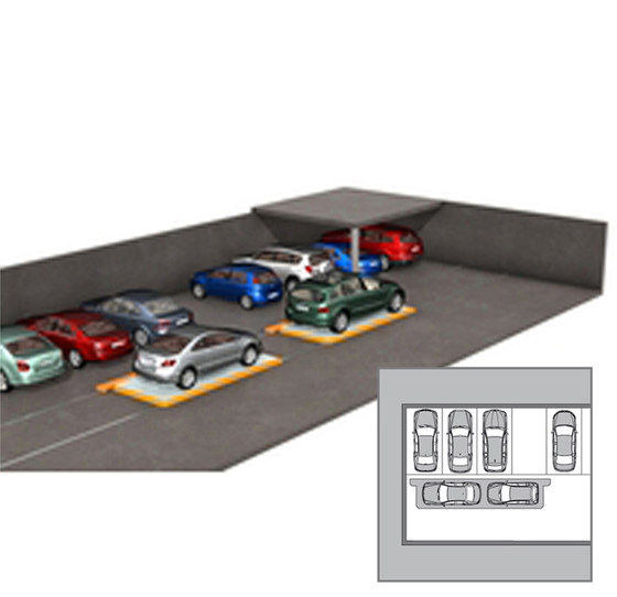 ParkBoard PH by KLAUS Multiparking | Mechanic parking systems