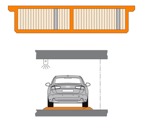 ParkBoard PH by KLAUS Multiparking | Automatic parking systems