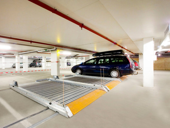 ParkBoard PQ by KLAUS Multiparking | Parking systems