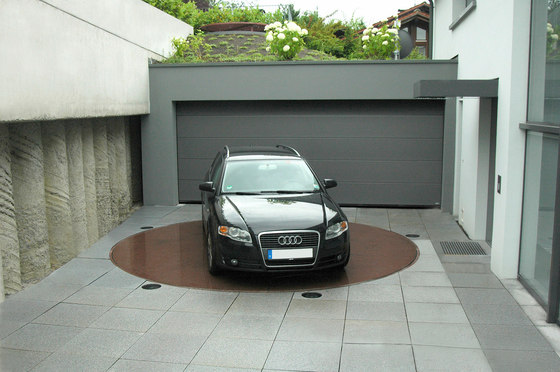 ParkDisc D450 by KLAUS Multiparking | Mechanic parking systems