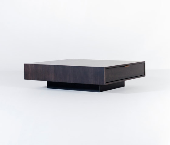 Nota Bene coffee table de Van Rossum | Mesas de centro