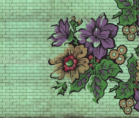 ROCKING DOORS di Wall&decò | Quadri / Murales