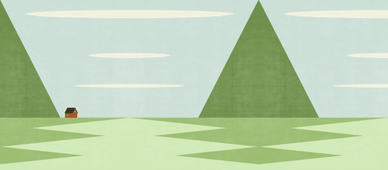 Fjords by Wall&decò | Wall art / Murals