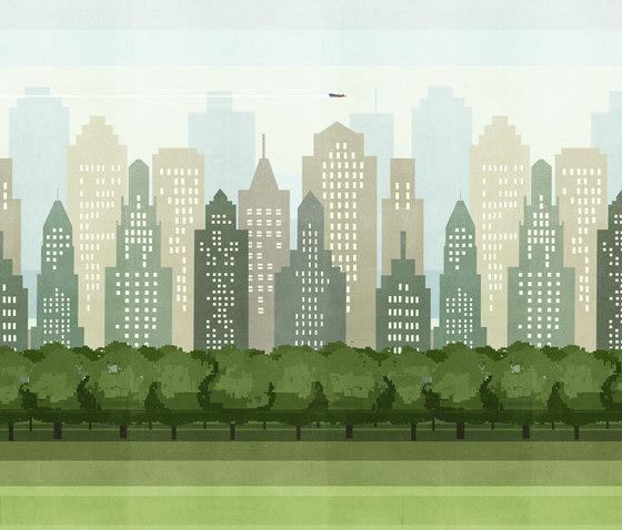 Central Park by Wall&decò | Wall art / Murals