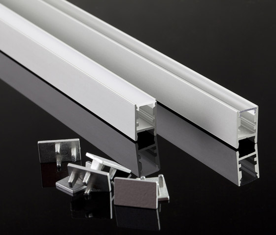 Alu Swiss by LEDsON   LED recessed ceiling lights