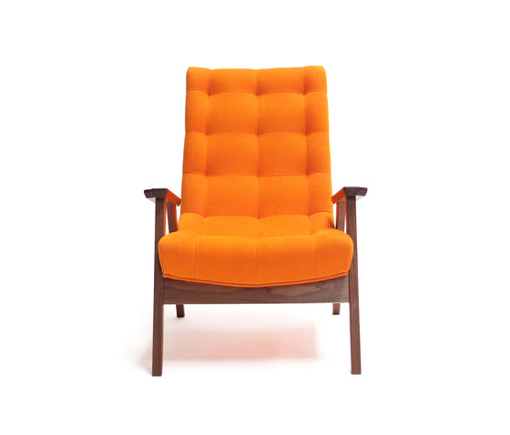 Acorn One Seater von Bark | Loungesessel