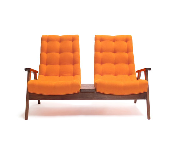 Acorn Two Seater de Bark | Bancs d'attente
