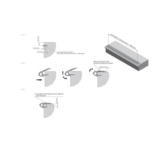 Alu Stair by LEDsON | LED-lights