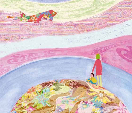 Magic Trip by Wall&decò | Wall art / Murals