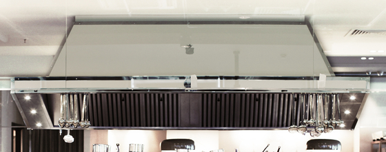 Kitchen Hood OGC001 by Officine Gullo | Extractors
